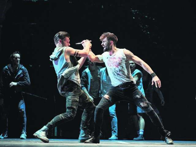 Opernhaus Hannover West Side Story